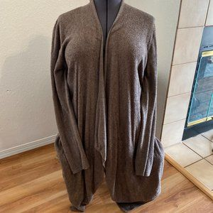 Barefoot Dreams Bamboo Chic Lite Sweather LR-XL